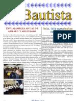 EL BAUTISTA AÑO 12 EDICIÓN Nº 6
