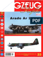 (Flugzeug Profile No.33) Arado Ar 234