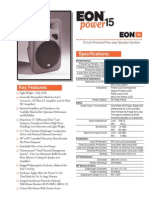 Jbl Eon Power 15