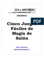 Magia de Salon