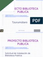 Proyecto Biblioteca Publica
