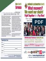 NSSN 2014 conference leaflet