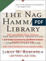 James M. Robinson.......the Nag Hammadi Library