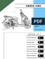 Parts Catalog VARIO Techno CBS 110