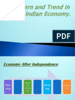 Trends in Indian Economy
