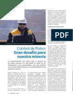 Entrevista Ingenieros Del Cobre Dust a Side