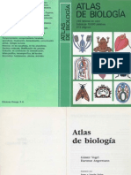 Vogel y Angermann - Atlas de Biologia