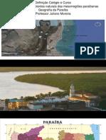 Módulo 03 _ Os Ambientes Naturais Das Mesorregiões Paraibanas