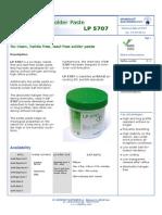 TD LP 5707
