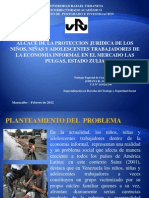 Presentación Alcances Proteccion Juridica Niños Niñas y Adolescente Defensa Marzo 2012