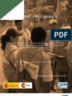 """Evaluación Rápida del impacto del fenómeno de """"El niño"""" en la seguridad alimentaria de comunidades vulnerables del corredor seco de Guatemala"""