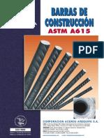 Barra Astm a615