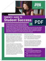 parents guide to student success - 7th grade
