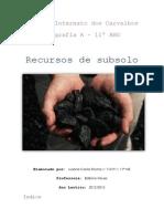 Recursos de Subolo - GEO