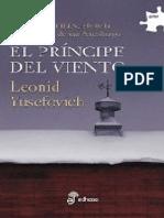 El Principe Del Viento - Leonid Yusefovich