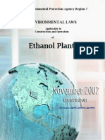 Ethanol Plants Manual