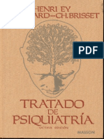 Ey Henri - Tratado de Psiquiatria (8ed)