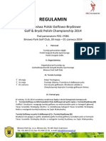 Regulamin Aktualny Na 2014