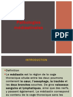 Patologies mediastinales