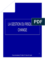 La Gestion Du Risque de Change Y Simon