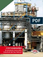 COCHABAMBA Desarrollo Hidrocarburifero