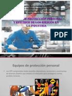 Presentacion- Equipos de Proteccion Personal