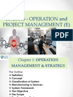Chap01 Operation Mgmt & Strategy