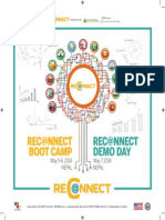 REC@nnect Startup Boot Camp Brochure