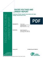 Induced Voltage and Current Report