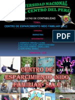 Centro de Esparcimiento Nido Familiar S.a.C.