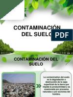Contaminacion Al Suelo