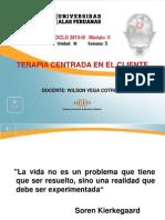 6. Terapia Centrada en El Cliente Hiii