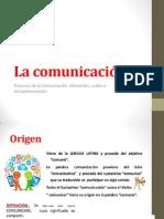 Clase 1 La Comunicacion