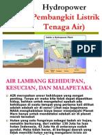 Pembangkit Listrik Tenaga Air 1