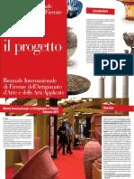 Il progetto di CNA e Confartigianato Firenze dalla parte dell'artigianato artistico