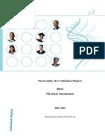 PID Individual Report-Bill R-30Apr2014_7138