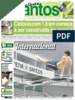 Ciclovias de Santos