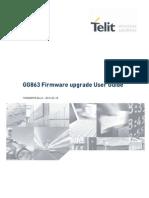 Telit Gg863 Firmware Upgrade User Guide r020120315113229