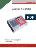 Mi0014p - Manual Instalação Controlador Ac-2000 (Rev.0_jul.2009)