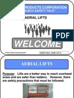 Aeria Lift