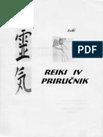 Reiki Prirucnik IV