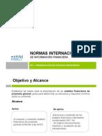 M�dulo II - NIC 1_Presentaci�n de Estados Financieros