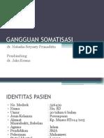 Preskas - Gangguan Somatisasi