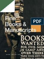 Fine Books & Manuscripts | Skinner Auction 2730B