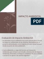 Evaluación de Impactos Ambiental (Métodos)