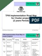 TPM Road Map