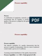 Process Capability - Tool