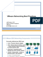 VMware Networking Best Practices