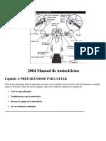 2004 Manual Moto