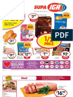 sample IGA catalogue